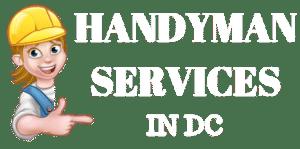 HANDYMAN SERVICES white
