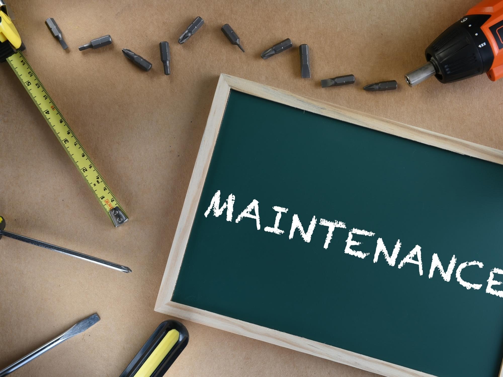 maintanence services dc