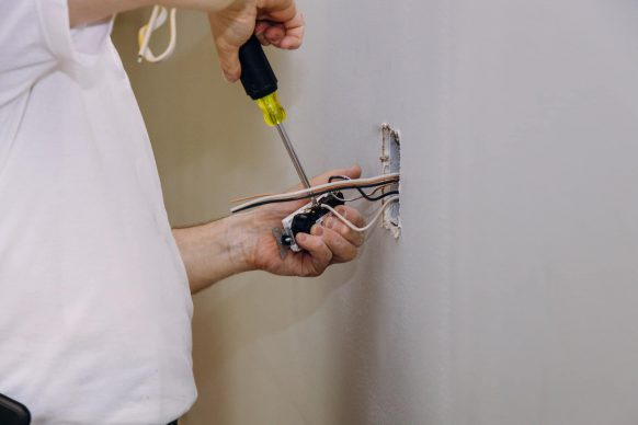 outlet installation dc